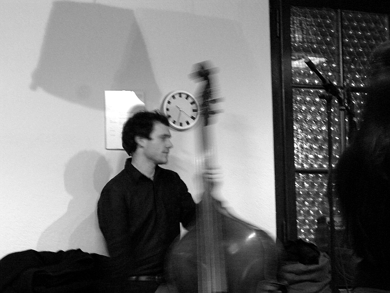 Late'n Groove Quintet: Flurin Lanfranconi