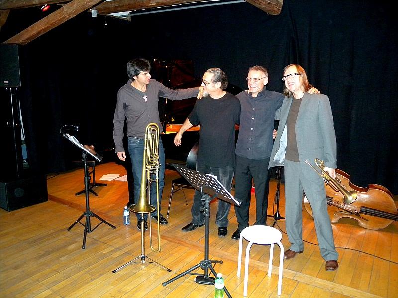 Peter Schärli Trio feat. Glenn Ferris