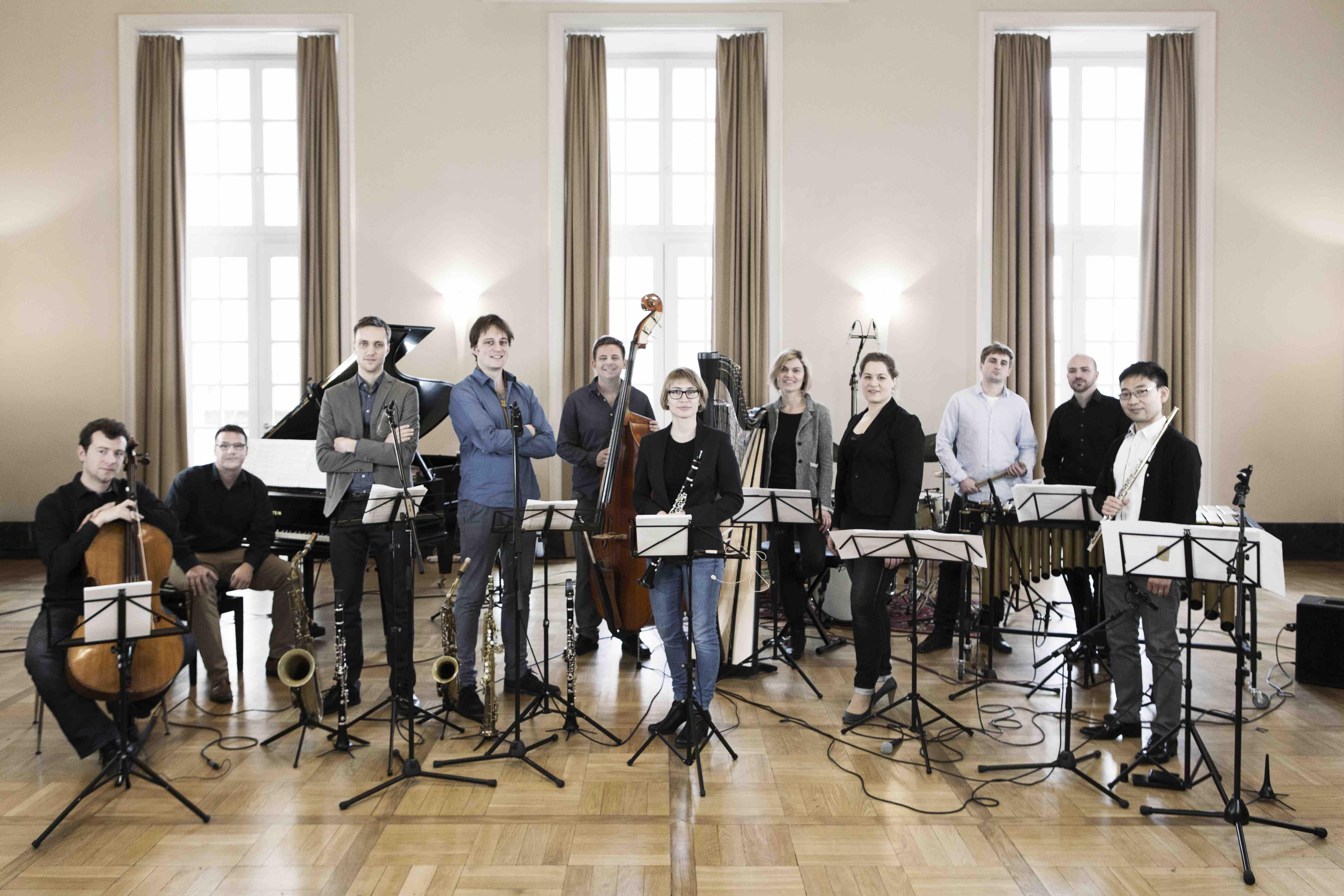 Rebecca Trescher's Ensemble 11