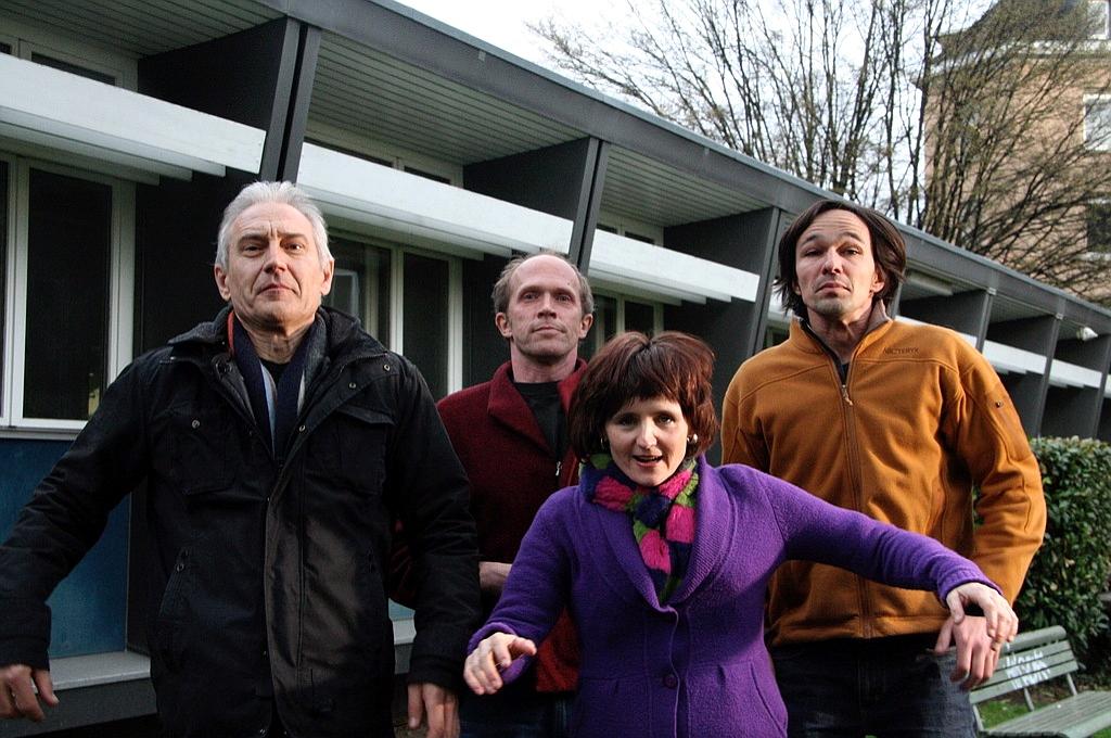 Eamonn OMalley Quartett