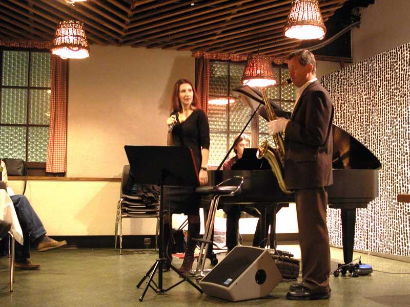 Voice meets Piano