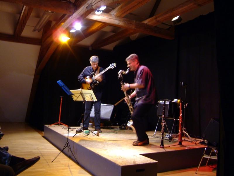 Jerry Rojas & Peter A. Schmid