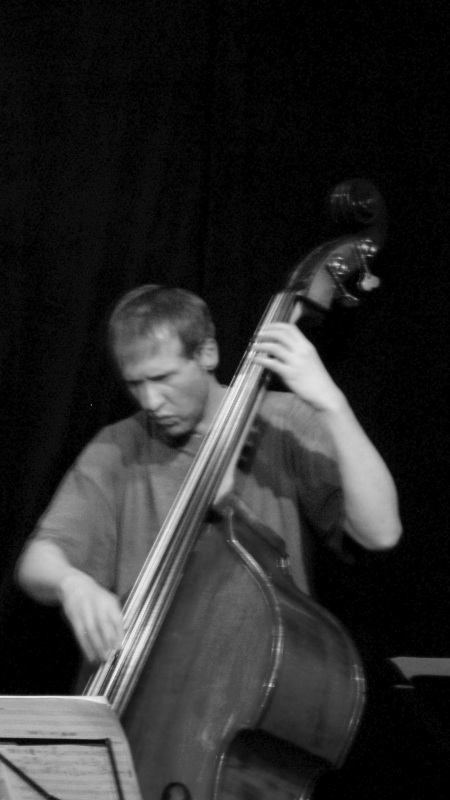 Richard Lipiec Trio: Peter Leuzinger