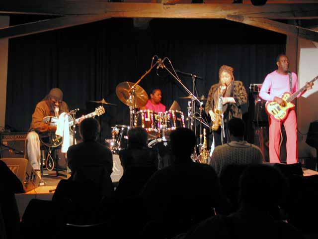 The Nu-World Music Ensemble