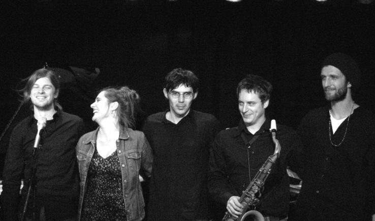SIAWALOMA Quintet - Lisette Spinnler