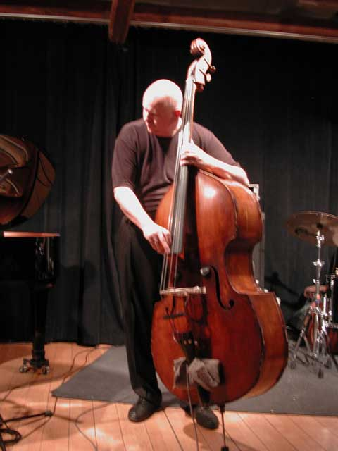 Lynne Arriale Trio: Jay Anderson