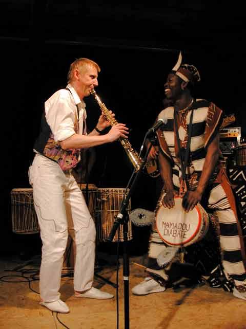 Sigi Finkel & African Heart