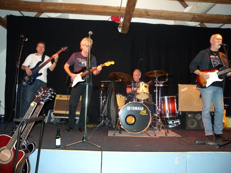Larry's Blues Band feat. Joe Schwach