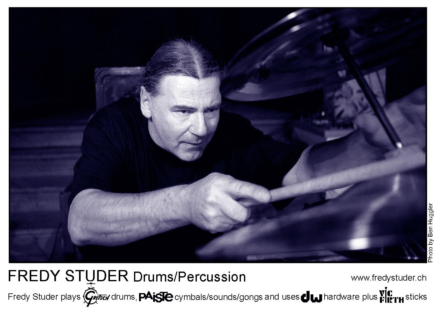 Fredy Studer